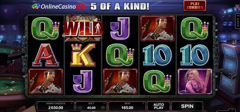 De lol van een online casino
