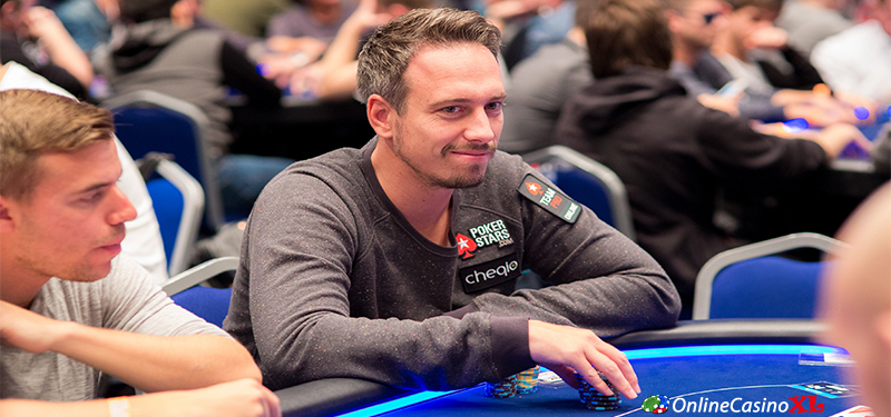 Lex 'Raszi' Veldhuis Nederlands kampioen poker