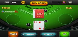 Gratis Blackjack bij een online casino