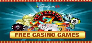 Gratis Casino Games in een online casino