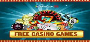 Gratis Casino Games in een online casino