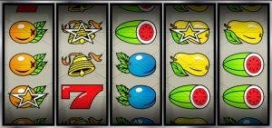 Verschillende speelautomaten