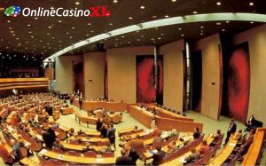 Legalisatie van online kansspelen.