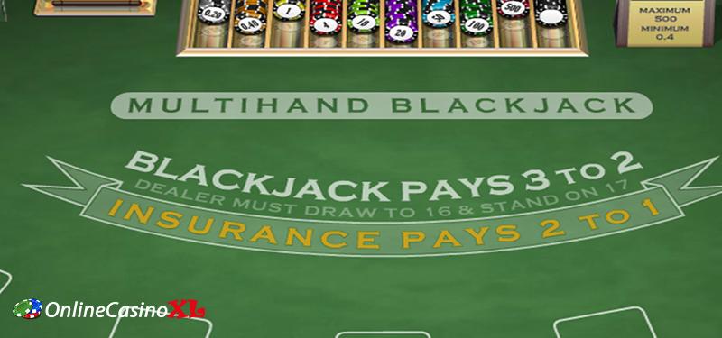 Speel Blackjack Online