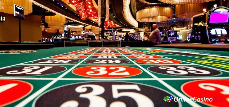 Casinospelen