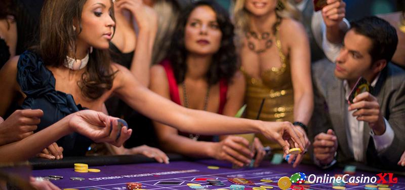 Spelen in een casino