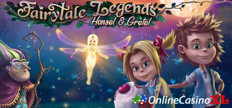 Nieuwe Fairytale Legends Hansel & Gretel slot Netent