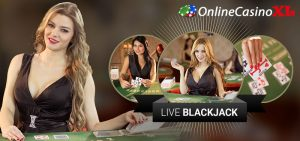 Blackjack live spelen