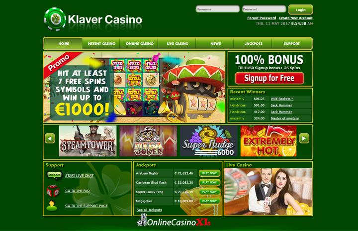 casino bedrag software