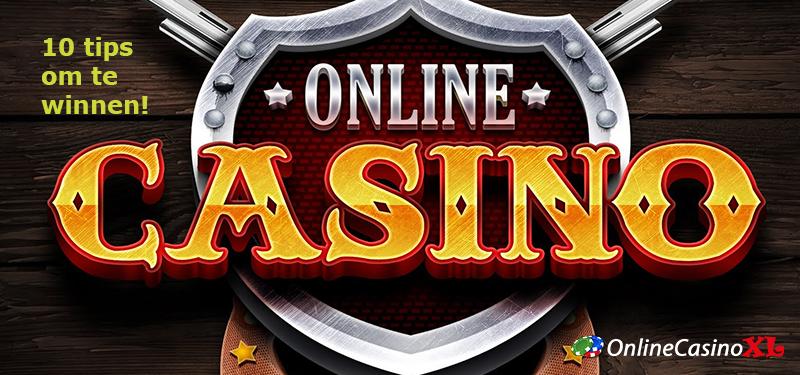 0 tips om te winnen bij een online casino