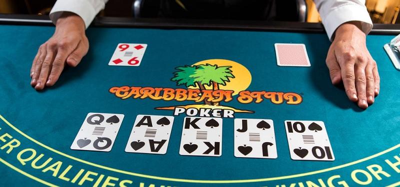 online casino caribbean stud