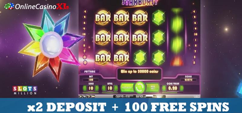 SlotsMillion Casino Review - SlotsMillion™ Slots & Bonus | SlotsMillion.com