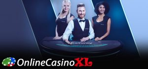 Live Casino Holdem Poker spelen
