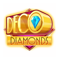 Deco Diamond logo