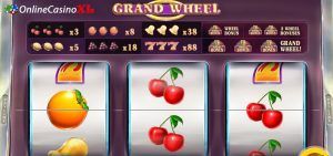 Grand Wheel speelautomaat
