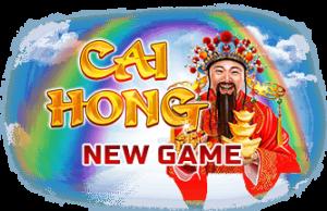 Nieuw Cai Hong slot