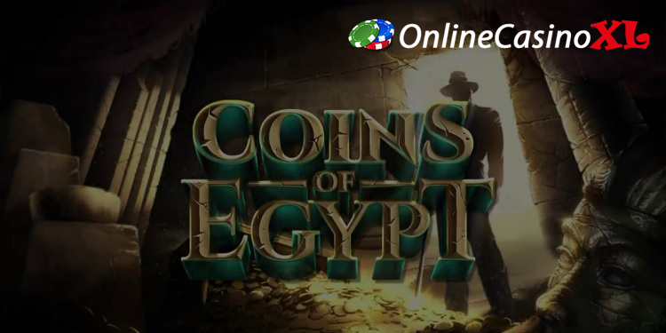 Coins of Egypt slot online casino