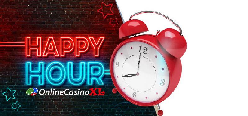 Happy Hour vrijdag bij NetBet Casino