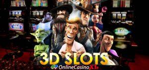 3D gokkasten