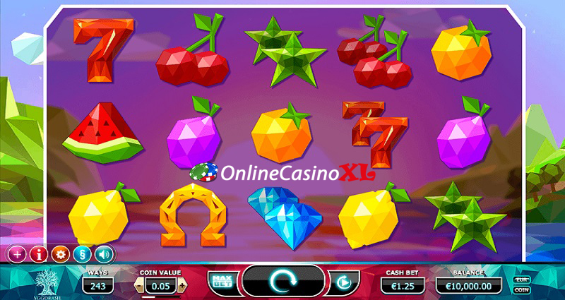 Double Slots Yggdrasil Gaming