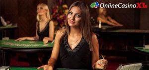 Live baccarat spelen bij een online casino