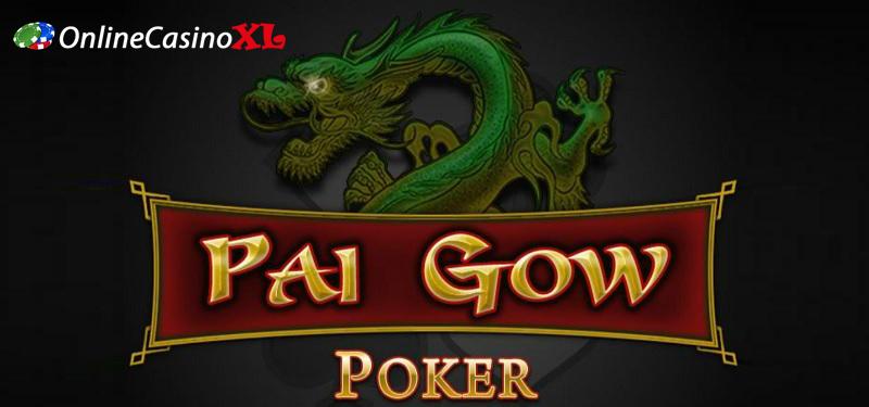 Pai Gow Poker bij een online casino