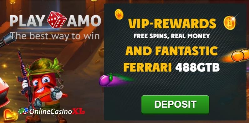 Speel en maak kans op een Ferrari!