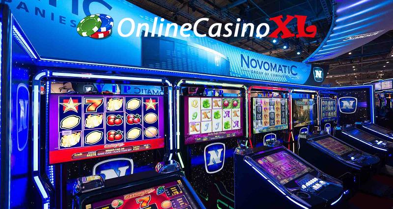 Online Novomatic Casino