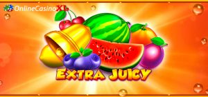extra juicy gokkast