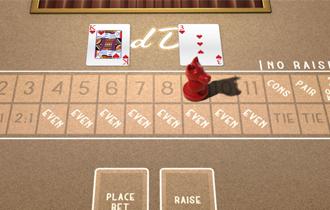 red dog poker online