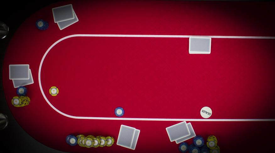 Hoe speel je texas hold'em poker stap 1