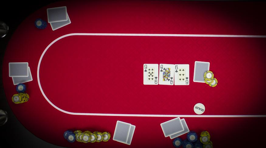 Hoe speel je texas hold'em poker stap 2