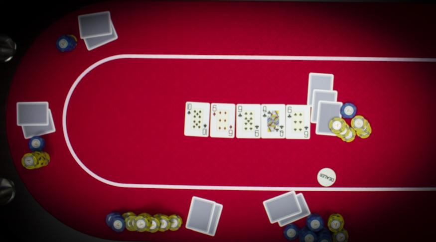 Hoe speel je texas hold'em poker stap 4