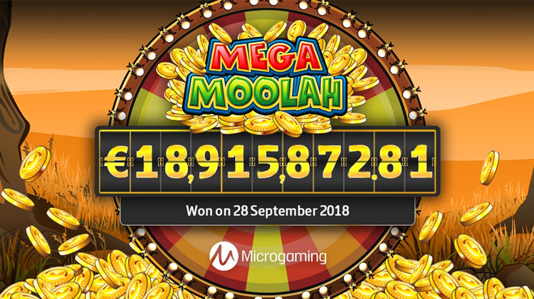 Mega Moolah progressieve jackpot