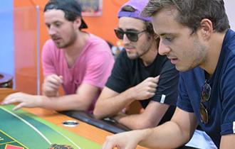 winnen met gokken