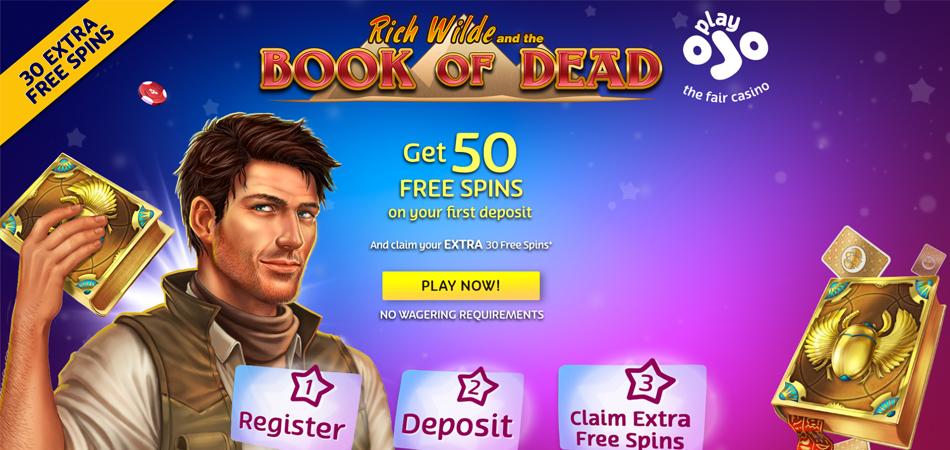 PlayOJO casino banner