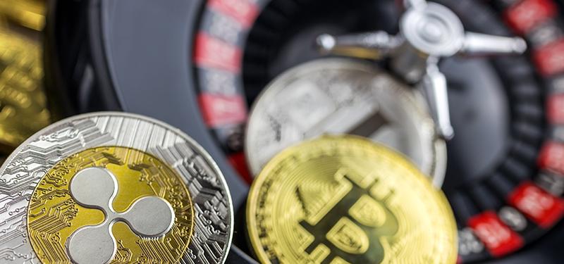 online gokken met cryptocurrencies